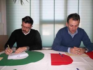 Walter Tripi e Marco Niccolai