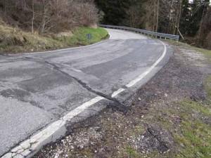 La strada Prunetta-Le Piastre