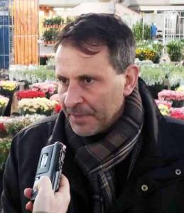 Oreste Giurlani, candidato Sindaco Pd per il Comune di Pescia