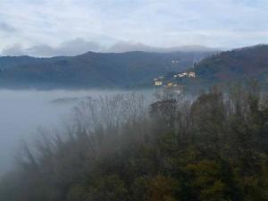 Panorama della Porrettana