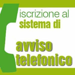 Allerta telefonico ad Agliana