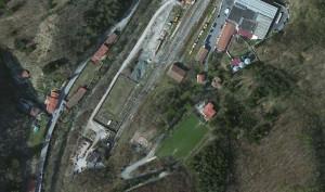 Campo sportivo di Pracchia