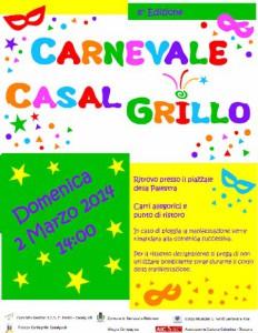 Carnevale a Casl...Grillo