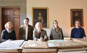 La commissione che ha esaminato i progetti