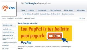 Enel Paypal