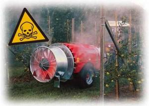 Fitofarmaci e pesticidi sono letali