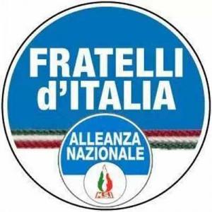 Il logo della nuova formazione politica