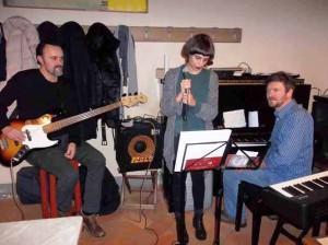 Lostregatos.  Alessandro Berti, Serena Altavilla e Emanuele Proietti