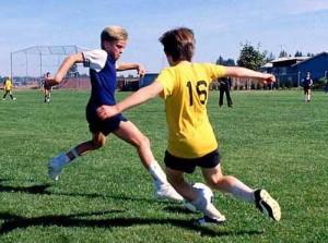 Calcio ragazzi (foto di repertorio)