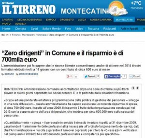 Il Tirreno Montecatini