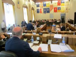 Consiglio Provinciale in seduta [repertorio]
