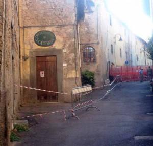 La fu Fondazione Conservatorio di Santa Caterina a San Marcello