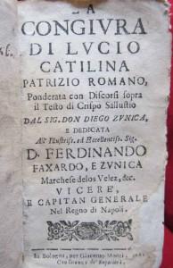 Quanti Catiline ci saranno in Caripit?