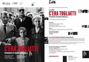 Le foto di Mario Carnicelli raccontano Togliatti