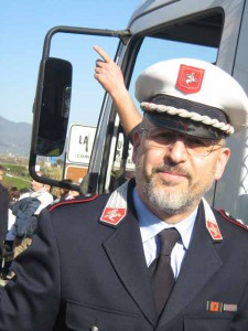 Il Comandante Andrea Nesti