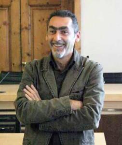 Il geometra Marco Pacini, Assessore alla Polizia Municipale