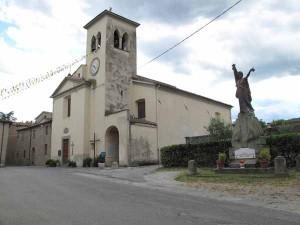 La chiesa di Gello