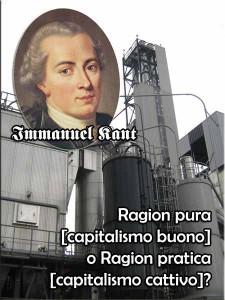 Kant & l'inceneritore di Montale