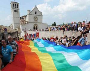 Marcia della Pace Assisi-Perugia