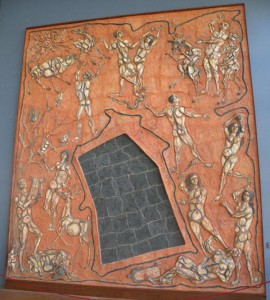 Il mito di Orfeo, di Agenore Fabbri