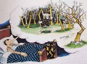 Solo Pinocchio credeva che i soldi crescessero sugli alberi...