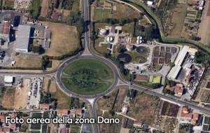 L'area Dano a Pistoia
