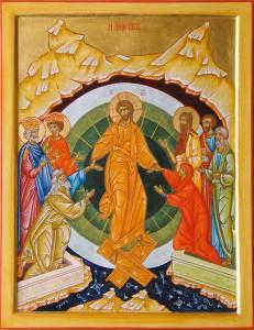 I Anastasis,la resurrezione - Χριστός ἀνέστη!