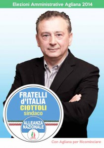 Maurizio Ciottoli, Fdi-An