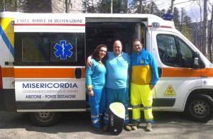 Lorenzo Giraldi, Davide Del Bino, Denise Lepri
