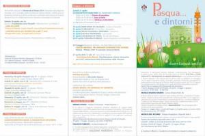 Brochure di Pasqua e dintorni