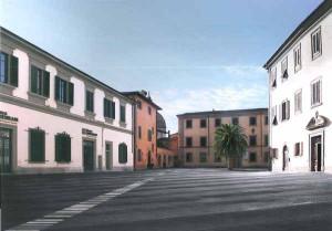 La piazza in un suo futuro