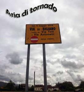 Tornado in arrivo...