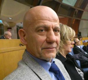 Valerio Bobini con Carla Breschi in audizione alla Camera