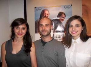 Elisa Baldini, Alessio Pepi, Laura Mongillo