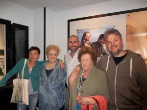 Francesca Sarteanesi, Anaide Castellani, Nicolò Belliti, Flora Cecchi, Patrizio Giofrfredi