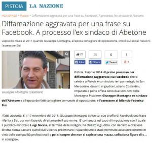 Giuseppe Montagna, il 'comun fante' della trincea