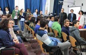 Incontro degli studenti con i dottori commercialisti