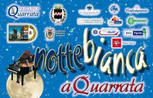 Notte Bianca a Quarrata