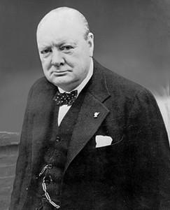Sir Winston Leonard Spencer Churchill