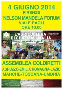 Incontro Coldiretti centro-Italia