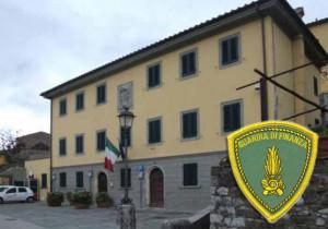 Il palazzo comunale di Serravalle Pistoiese