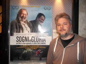 Il regista Patrizio Gioffredi