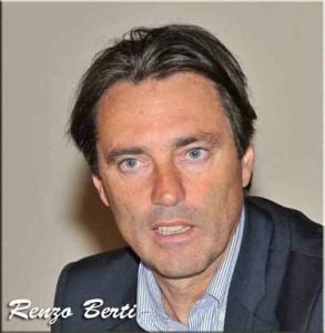 L'ex Sindaco Renzo Berti