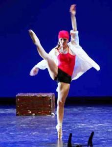 Danzatrice della Mabellini