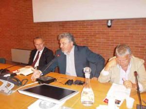 Maurizio Gori, Antonio fusco e Giuseppe Previti