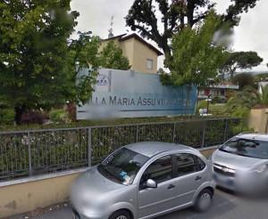 Villa Maria Assunta in Cielo ai Ronchi, Marina di Massa