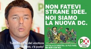 All'assalto del carro di Renzi...