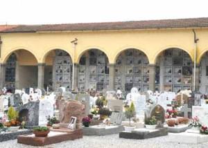 Il cimitero di Santallemura a Quarrata