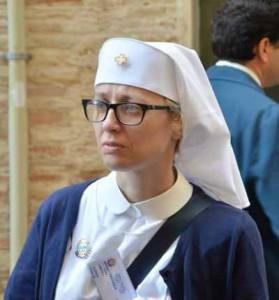 Federica Bresci, Unitalsi