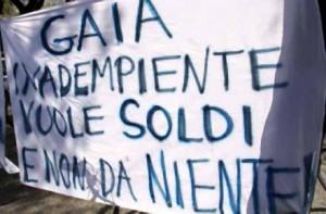 Le proteste dei sanmarcellini